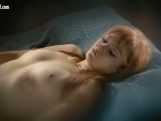 blondinės, erotinis, pupytės