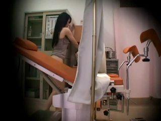 Gynecologist חבוי spycam