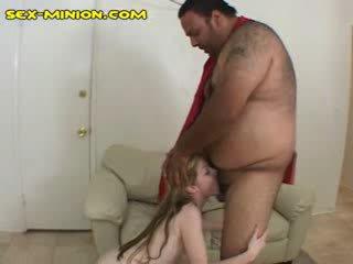 Chubby's jizz to Swallow