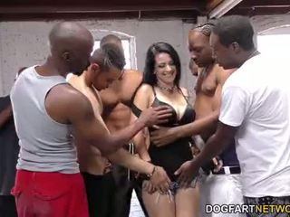 Katrina jade sucks wiele czarne cocks