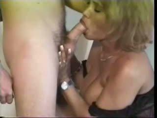 मुखमैथुन, कमशॉट्स, बड़े स्तन
