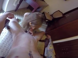 Horny step brother fucks innocent step sister ass and pussy