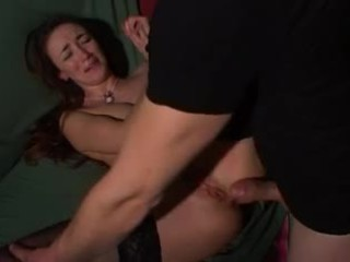 Milf Seks Anal