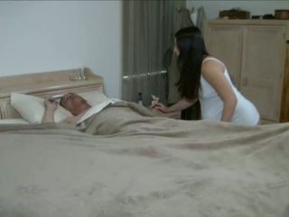 young, girl, dad, pregnant, daughter, creampie