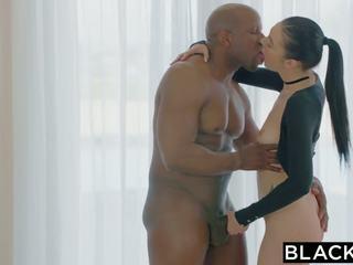 Blacked marley brinx eerste bbc in haar bips: gratis hd porno 19