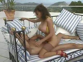 إباحية, الثدي, امرأة سمراء