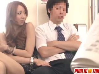 japanse, openbare sex, milf sex