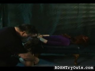 Smutty Bondage Sex Movie Presented By Fetish Network