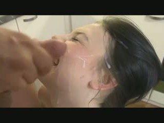 cumshots, gezichtsbehandelingen, handjobs