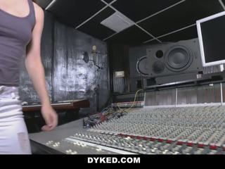 Dyked - Teen Seduced By Lesbian Producer