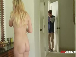 Lucy tyler - selfies no mans stepsister