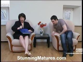 Ver impactante madura vídeos con gran estrella porno adam, bridget, leila