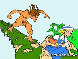 漫画, famous toons