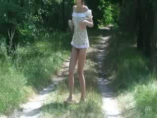 Nude naturalist amateur