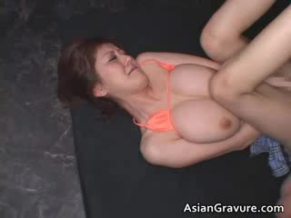 big, tits, japanese