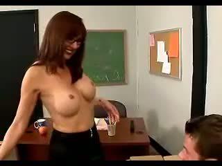 Mature Teacher Desi Foxx Sm65