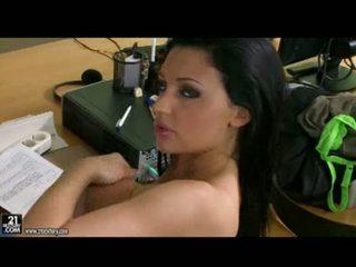 brunetka nowy, najgorętsze solo online, dowolny biuro online