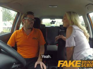 Fake driving مدرسة جنسي discount إلى الاسكتلندي فتاة