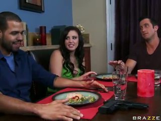 Naturally Big Titted Brooke Lee Adams Got Laid In Front Of Cuckold