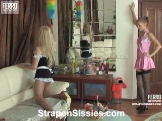 дивіться жорстке порно безкоштовно, жіноче дивіться, страпон