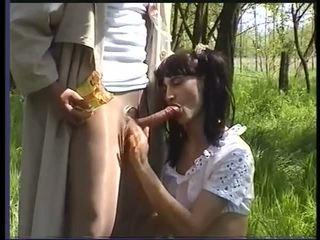 Włochate brunetka fuckin ciężko anal, darmowe porno c0