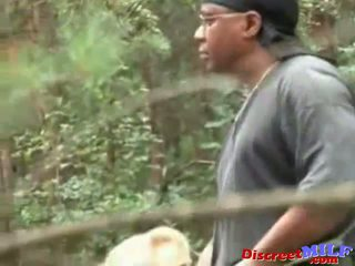 Mommy Banged a Black Man in Public