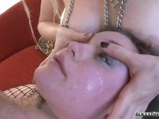 Tight Brunette Charlotte Vale Group Sex