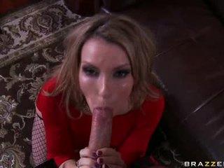 Courtney Cummz And Julia Ann Hot Hotties DO Oral Stimulation