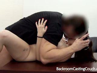 Hoog school- cutie anaal en creampie