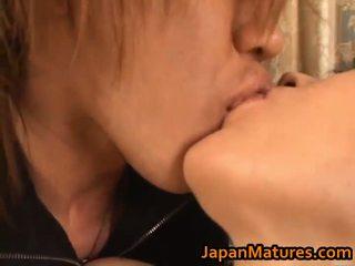 japonais, japon, les mamans et les garçons