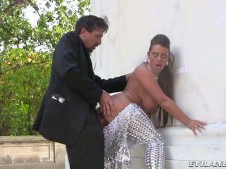 Steve holmes seks pusingan perjalanan dalam berlin dengan seksi susi