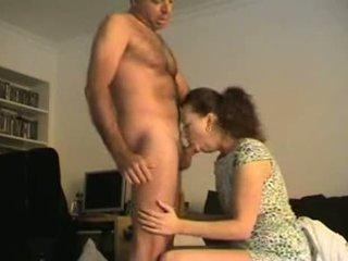 Pumping sperma uz wifes mute