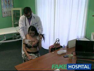 neuken, doordringen, ziekenhuis