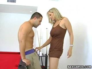Seduced By Cougar Milf