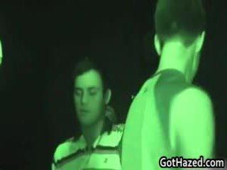 Recent Heterosexual School Males Get Homosexual Hazing 111 By Gothazed