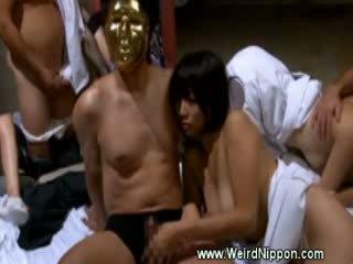 Bizar japans ziekenhuis seks