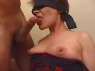 Mom gets Dressed Cuffed & Anal, Free Mom gets Anal Porn Video