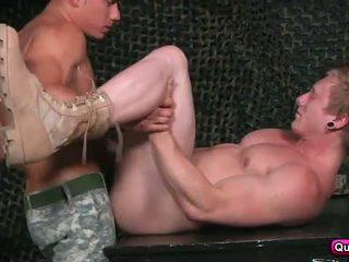 kerel, homp, militair