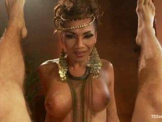 Ts yasmin lee ca cleopatra tsseduction com special trăsătură