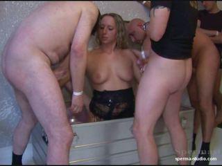 Ekstreemne creampies & cumshots - seksikas natalie t2-rv: porno e1