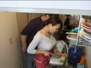 गृहिणियों, रसोईघर, xvideos
