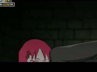 Naruto Porn Karin comes Sasuke cums