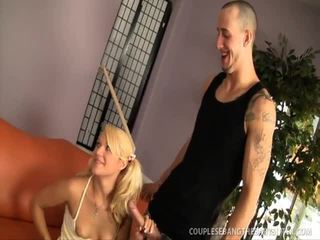 Teagan Summers Introduced To Threesomes