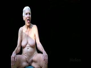 Helen: gratis sperma in mond & rijpere porno video- 35