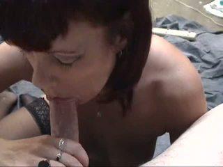 blowjobs, big boobs, brunettes