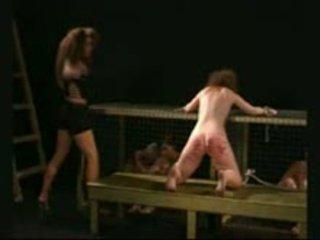 Stubborn escorte brutally beaten door slecht mistresstrixtrix