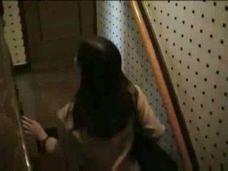 japonês, voyeur, boquete