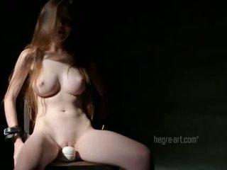 gros seins, sex toy, vibreur