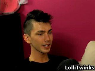 क्यूट alex todd और colby london homo