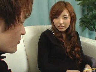 Brilliant Asian Innocent Hina Fuyuzuki Has A Fat Shagging Have Laid From A Massive Pisser